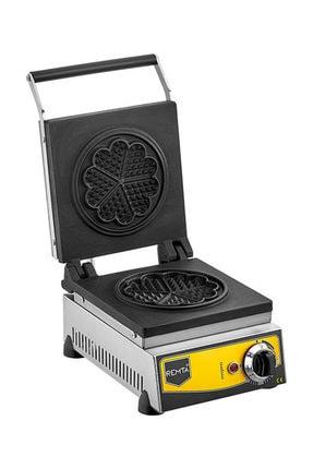 Remta Çiçek Model Waffle Makinası Elektrikli 16 cm