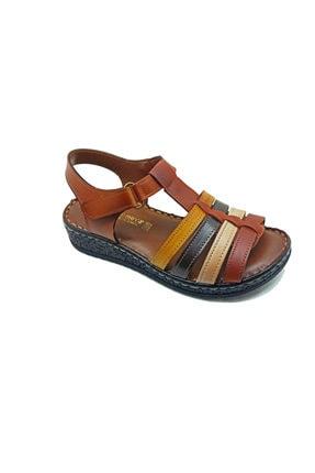 Muya 98123 Bayan Ortopedik Rahat Günlük Sandalet