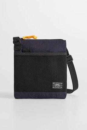 MANGO Kids Çift bölmeli çapraz çanta