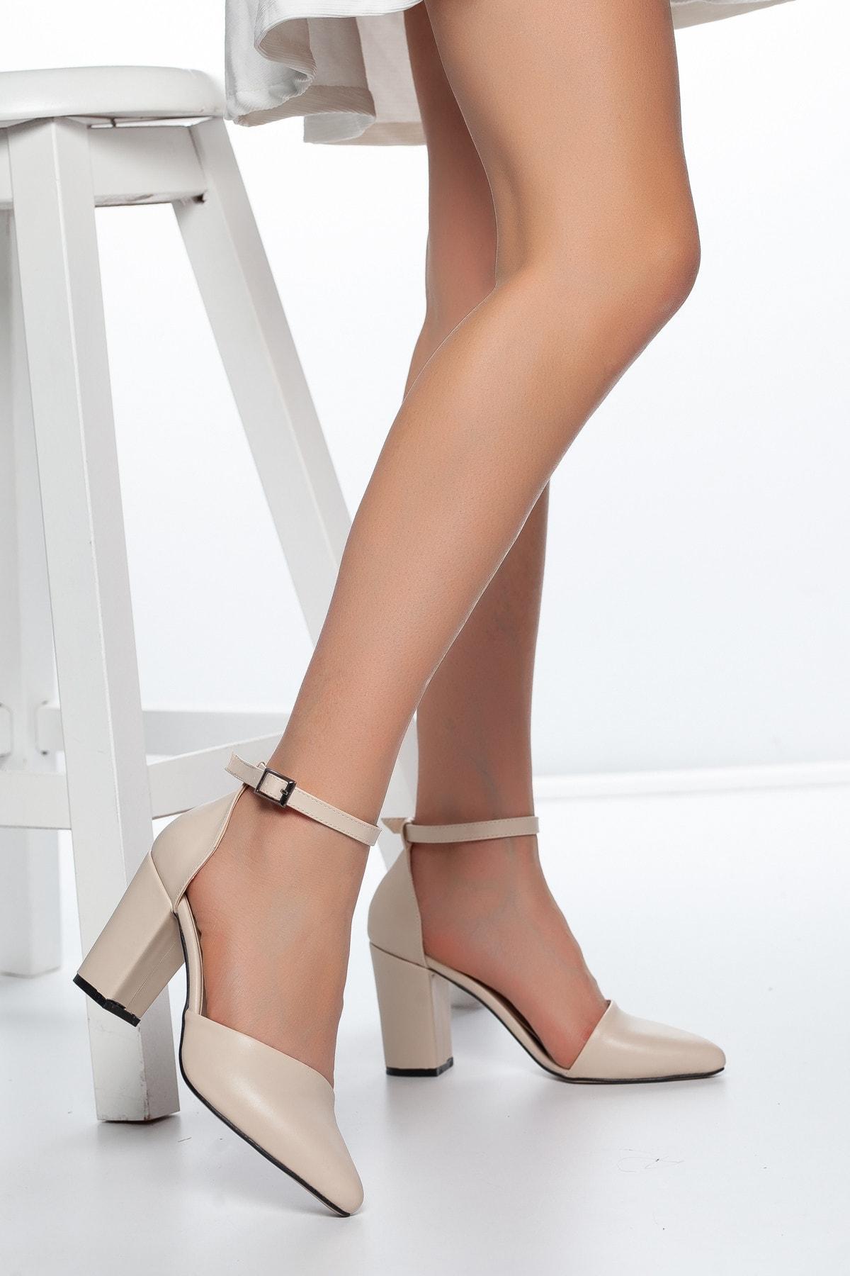 Daxtors Vizon Kadın Ayakkabı DXTRSKRNYRKY002 2