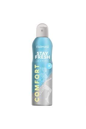 Farmasi Stay Fresh Comfort Deodorant For Women 150 ml