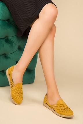 SOHO Sarı Kadın Casual Ayakkabı 2998