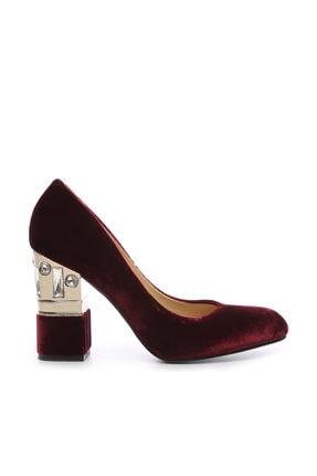 KEMAL TANCA Kadın Kumas Abiye Ayakkabı 22 2051 BN AYK