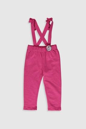 LC Waikiki Kız Bebek Pembe Gfu Pantolon