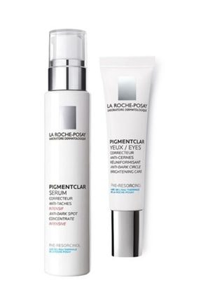 La Roche Posay Pigmentclar Serum 30ml |  Pigmentclar Eyes 15ml |  Leke Bakım Seti 2 Glb20200227012