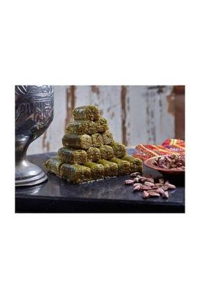 HACI AHMET OĞULLARI BAKLAVA Fıstıklı Yeşil Sarma Baklava 1 kg.