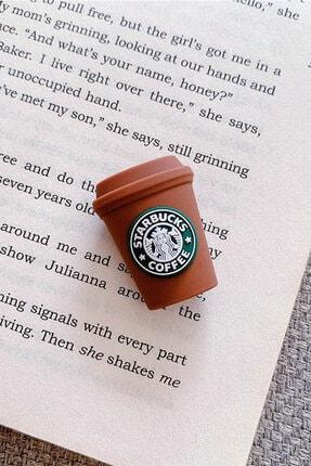 mooodcase Silikonlu Coffee Kablo Koruyucu