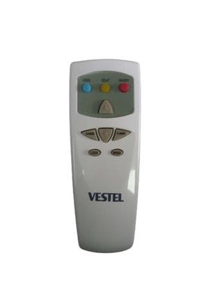 Vestel Klima Kumandası -beyaz 42k S.tipi Srgf Orjinal