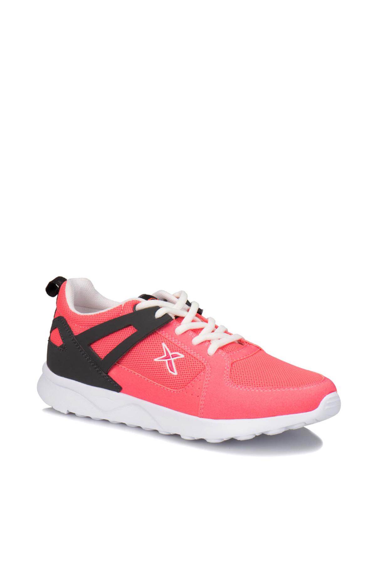 Kinetix VINO Neon Pembe Koyu Gri Kadın Sneaker 100243331 1