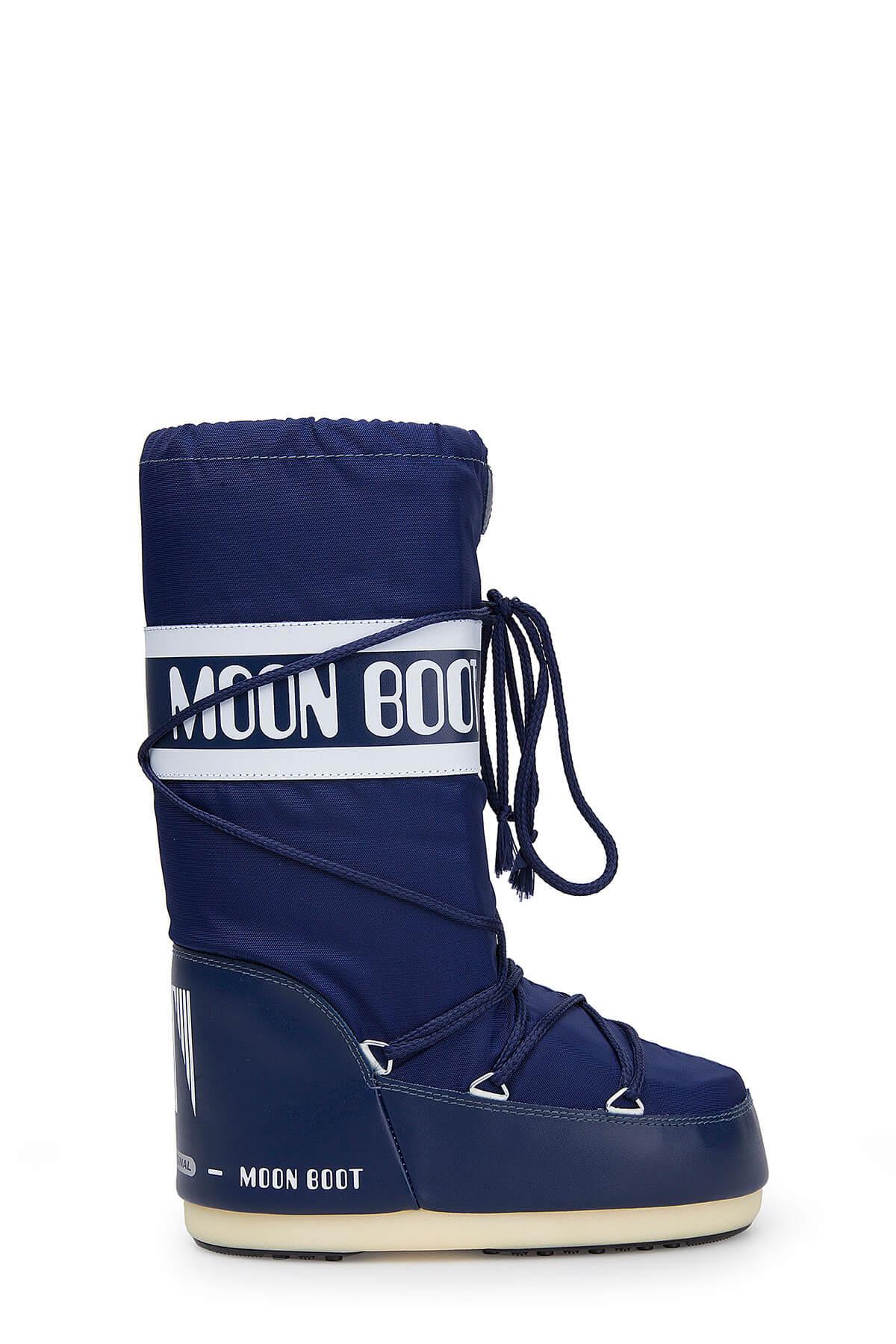 MOON BOOT Kadın Lacivert Bot & Bootie 14004400 002 1