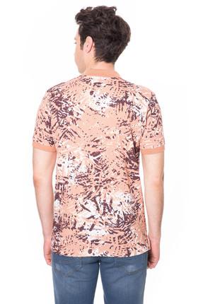 Karaca Erkek Slim Fit Pike T Shirt   Somon