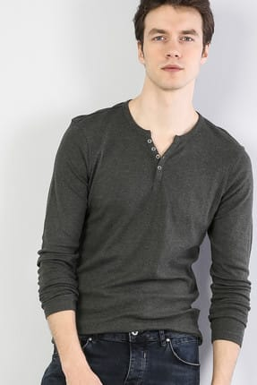 Colin's Erkek Tshirt U.kol CL1022847