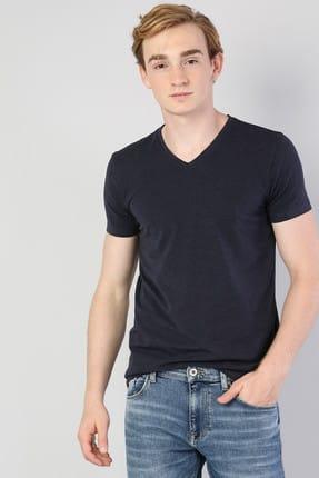 Colin's Lacivert Erkek Tshirt K.kol CLTKTMTSH0240850