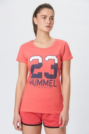 HUMMEL Kadın T-shirt Yelly Ss Tee