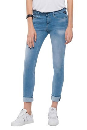 Replay Kadın Mavi Jeans 3668444741684