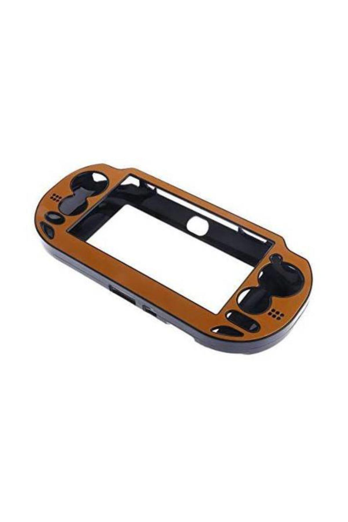 Tasco PS Vita Korumalı Taşıma Kasası - Turuncu Alüminyum 1