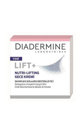 Diadermine Lıft+ Nutrıtıve gece Bakım Kremi 50 ml