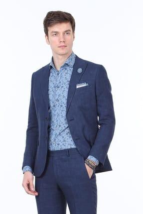 Ramsey Düz Dokuma Takım Elbise - RP10112392