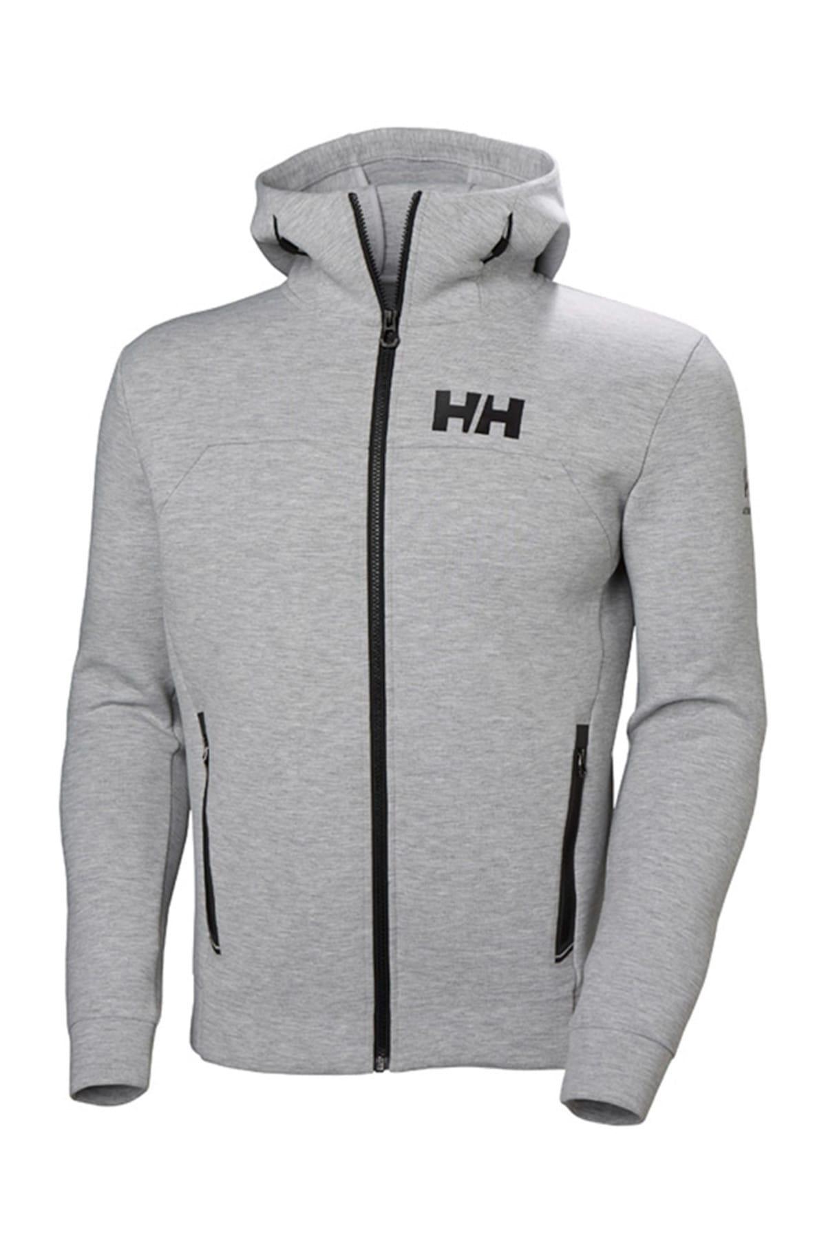 Helly Hansen Erkek Hh Hp Ocean Fz Hoodıe Sweatshirt HHA.34044 1
