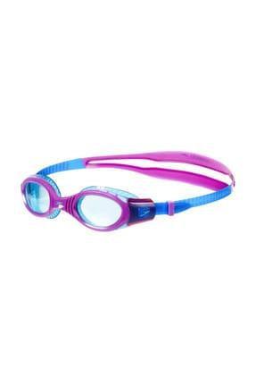 SPEEDO 8-11594B979 Futura Biofuse Flexiseal Çucuk Yüzücü Gözlüğü Mavi