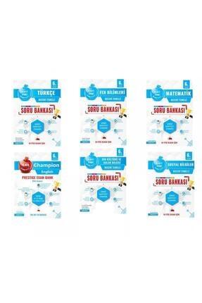 Nartest Yayınları Nar Test 6. Sınıf Mavi Seri Soru Bankası Set ( 6 Kitap )