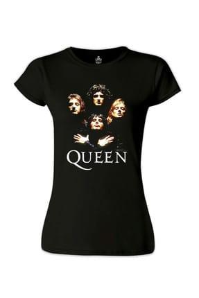 Lord T-Shirt Queen - Bohemian Rhapsody Siyah Bayan Tshirt