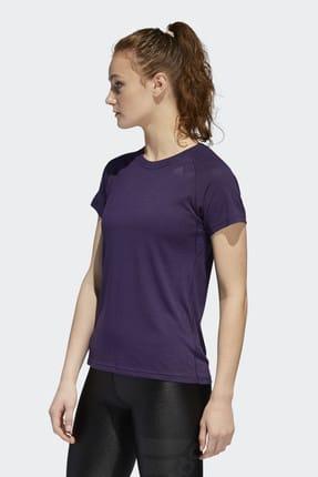 adidas PRIME 2.0 SS Mor Kadın T-Shirt 100575117