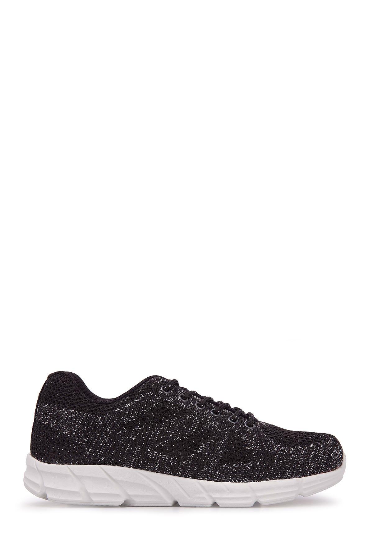 Scooter Siyah Gümüş Kadın Sneaker G5437 1