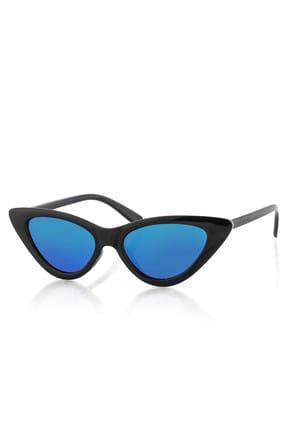 Polo55 Pl19m18r002 Mavi Kadın Güneş Gözlüğü