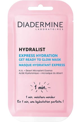 Diadermine Hydralıst Express Hydratıon Nem Maskesi 8 ml