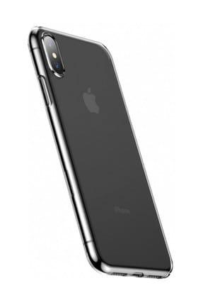 """Baseus Basic Simplicity iPhone X/XS 5.8"""" Transparan Koruma Kılıfı"""