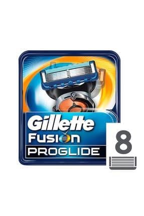 Gillette Fusion Proglide Manual Yedek 8'li