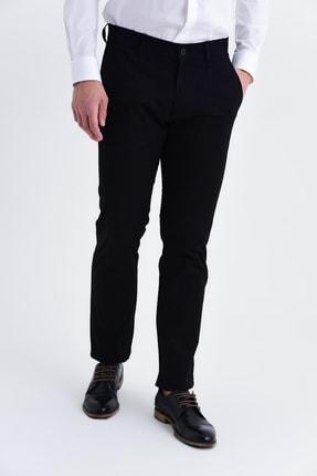 Hatemoğlu Regular Siyah  Pantolon 29261019C002