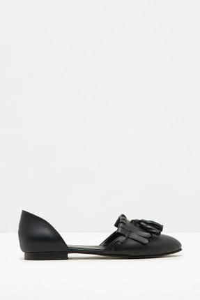 Koton Kadın Siyah Casual Ayakkabı 7KAK29011AA