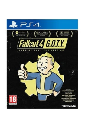 BETHESDA Fallout 4 Game of the Year Edition PS4 Oyun