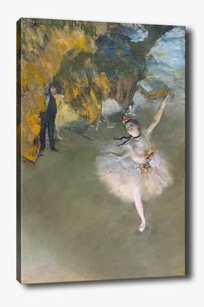 Tablo Center Kanvas Tablo Edgar Degas