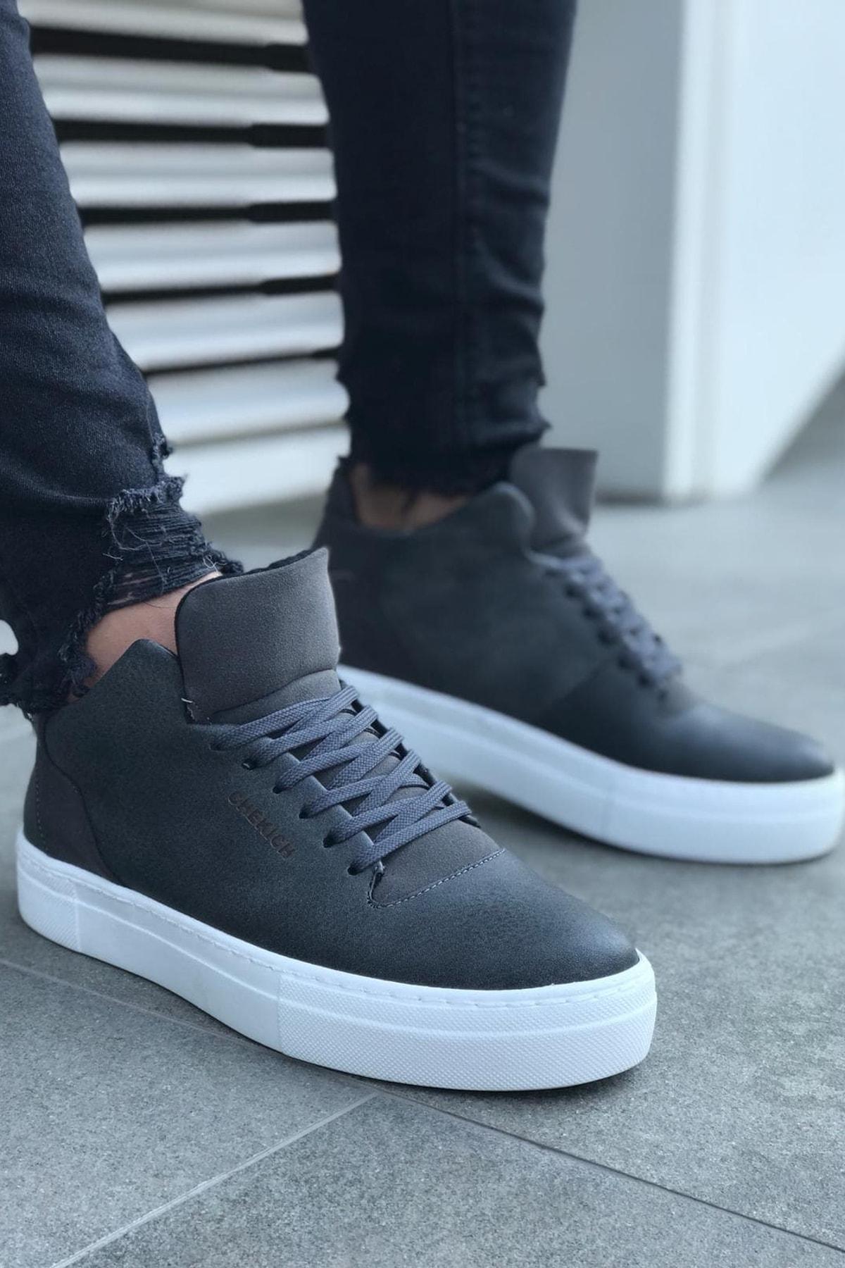 Chekich Antrasit Erkek Sneaker CH004 1