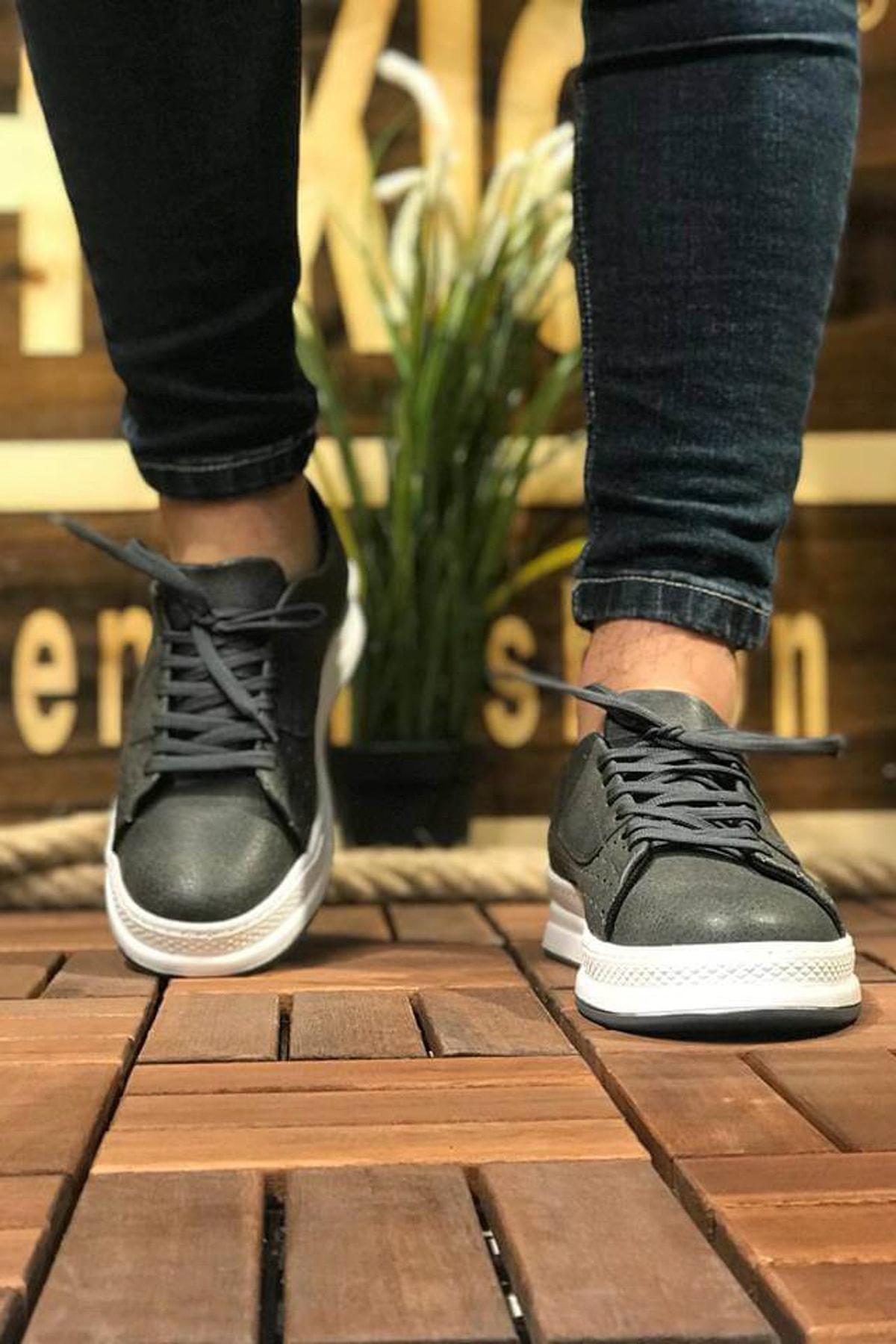 Chekich Antrasit Erkek Sneaker CH043 2