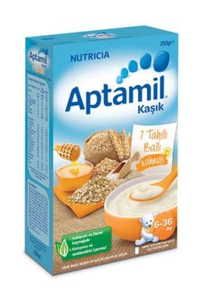Aptamil 7 Tahıllı Ballı 250 gr Kaşık Maması