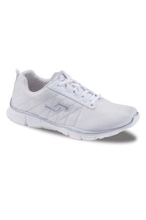 Jump Beyaz Unisex Ayakkabı 190 17532G