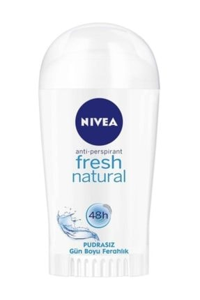 Nivea Fresh Natural Stick Kadın Deodorant 40 ml