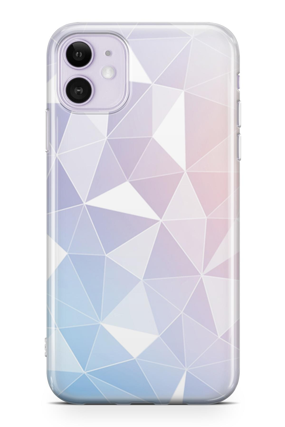 Melefoni Apple iPhone 11 Kılıf Triangle Serisi Emersyn