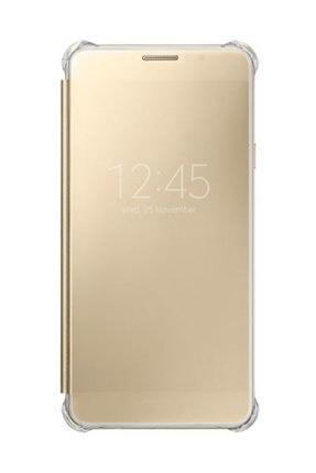 CaseLogic Samsung Galaxy A7 2016 (a710) Clear View Kılıf (altın Sarısı)