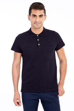 Kiğılı Polo Yaka Süper Slim Fit Tişört