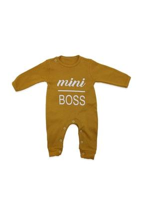 Murat Baby Mini Boss Bebek Tulumu K2950