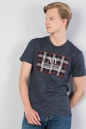 Colin's Mavi Erkek Tshirt K.kol CL1045514