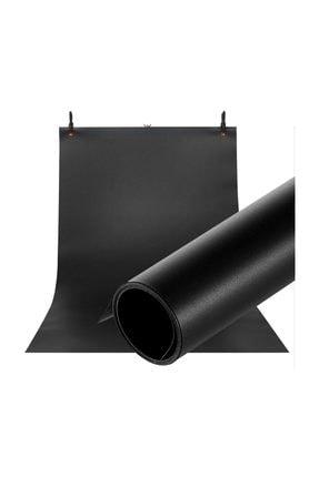 Hdg Profesyonel Stüdyo Plastik Fotoğraf Fonu 70x100 cm Siyah