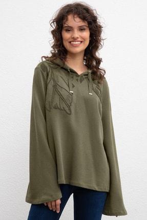 U.S. Polo Assn. Kadın Sweatshirt G082SZ082.000.831549