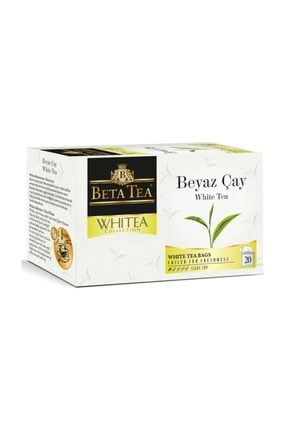Beta Tea Beta Beyaz Çay Whitea Collection 20x1,2 Gr X 4 Paket