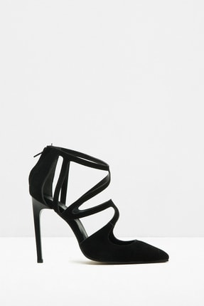 Koton Kadın Siyah Ayakkabı 7KAK20692DA